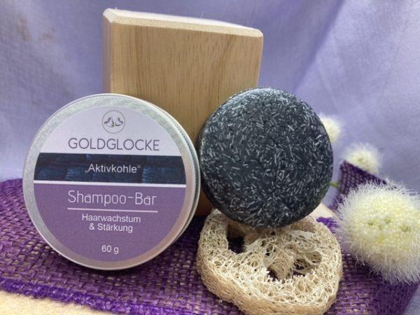 Shampoobar Aktivkohle