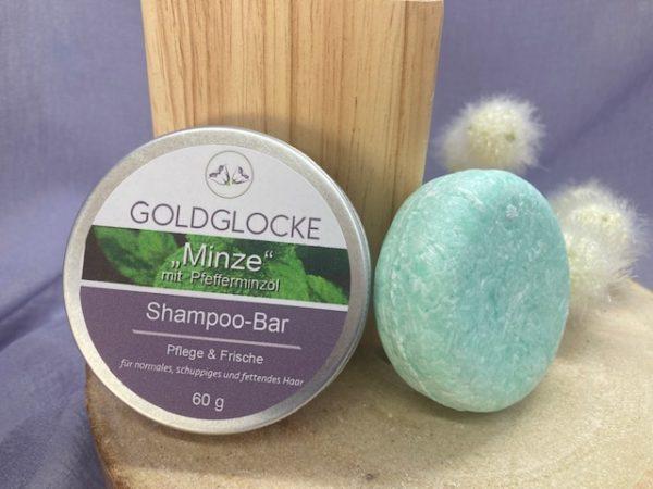 Shampoobar Minze